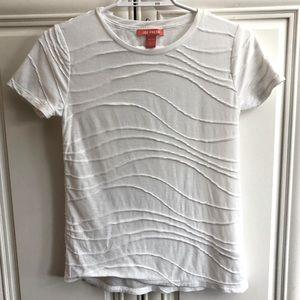 🧡 3/$12 Joe Fresh white t-shirt